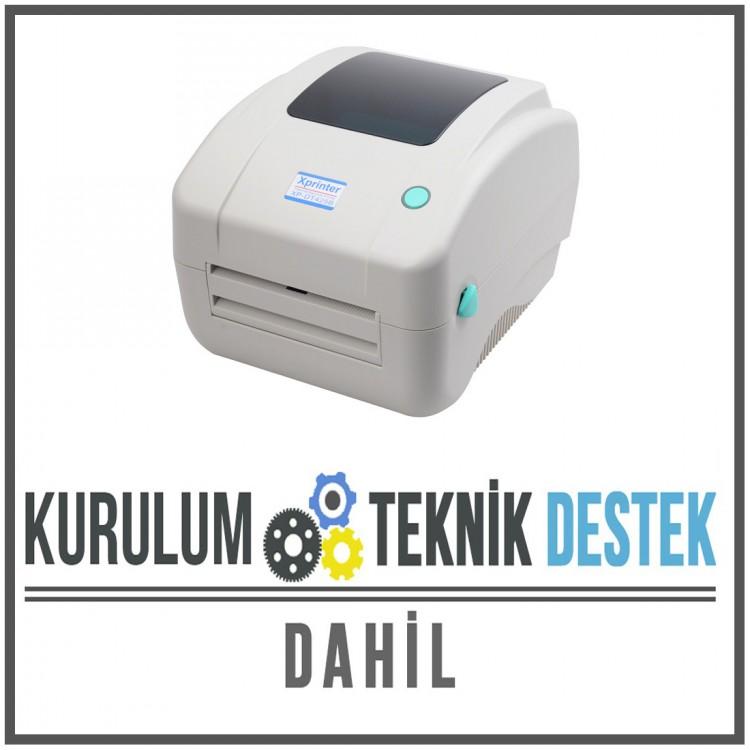İlaçtarif Yazılımı Uyumlu Termal Yazıcı (Xprinter)